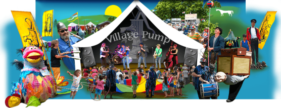 jacqueline byrne at village pump festival 2015